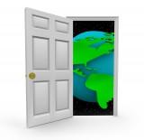 Door open to opportunities