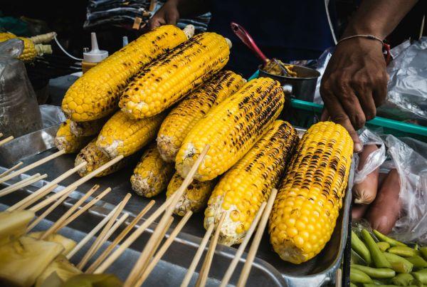 corn on the cob glaze