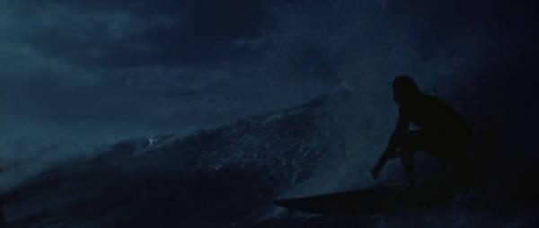 La nuit américaine recyclée comme un effet stylistique: bien joué. - capture Twentieth Century Fox