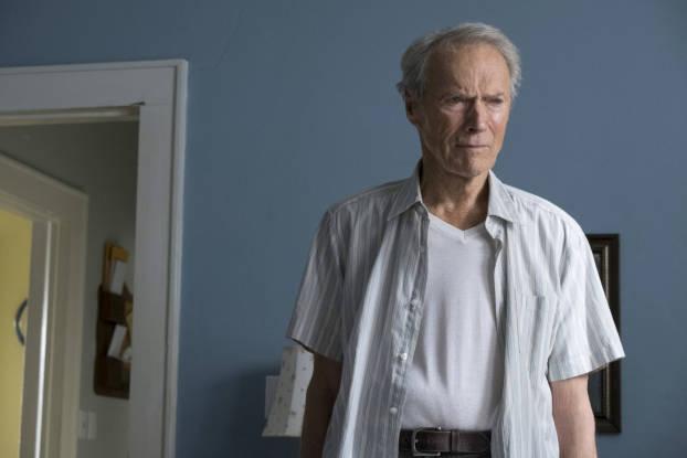 Eastwood dans La mule