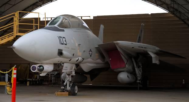 Grumman F-14 Tomcat au Joe Davis Heritage Airpark
