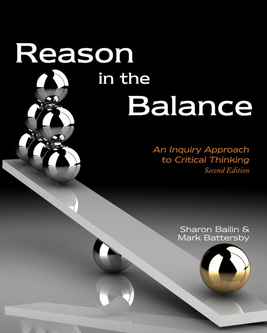 Reason in the Balance cover image