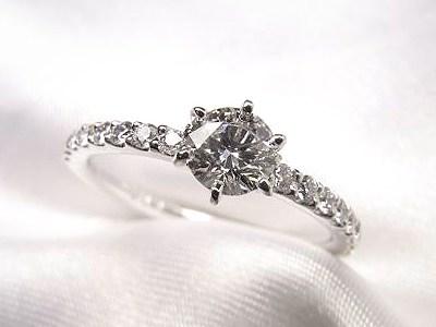ダイヤモンドリングをエンゲージリングにリフォーム【神戸 元町】