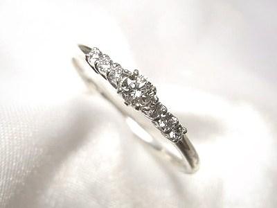 思い出のダイヤモンドをリフォーム【神戸 元町】