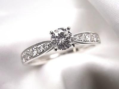 お嫁さんのお母様のためのダイヤモンドリフォーム【神戸 元町】