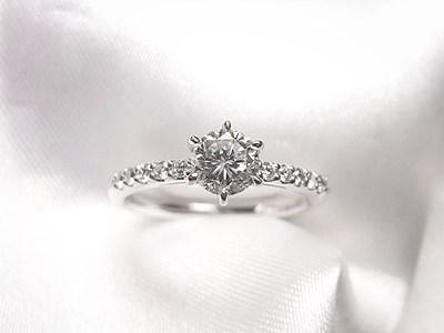 遠くへ嫁がれたお嬢様へ★お母様のダイヤモンドをリフォーム【神戸 元町】
