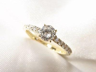 花嫁になる娘へ♥︎母のダイヤをリフォーム【神戸 元町】