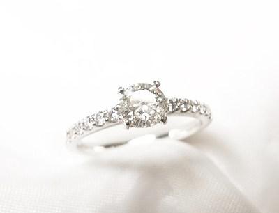 立爪ダイヤをカジュアルリングにリフォーム【神戸 元町】