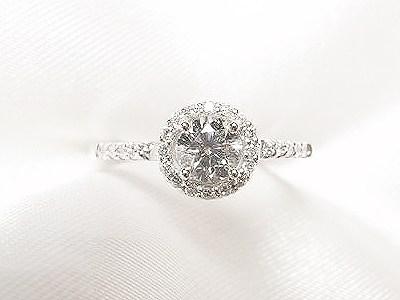 ご自分のダイヤモンドをご子息のご婚約者様へリフォームしてプレゼント【神戸 元町】