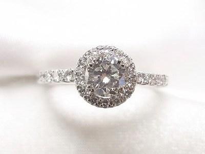 お嬢様のご結婚式に合わせてご自分のダイヤモンドリングをリフォーム【神戸 元町】