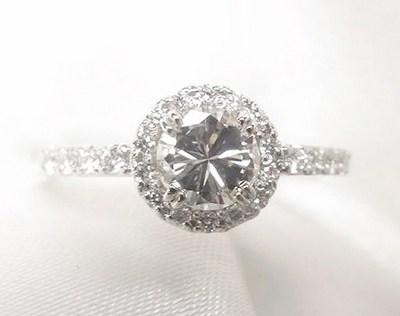 ご自分のエンゲージリングと義妹様へのダイヤモンドリングリフォーム【神戸 元町】