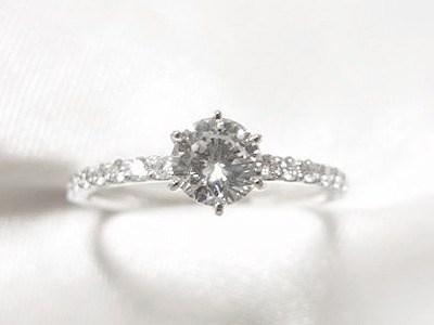 ご家族の古いダイヤモンドを姉妹でリフォーム【神戸 元町】