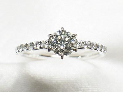 ご婚約指輪とアコヤ真珠のリフォーム【神戸 元町】
