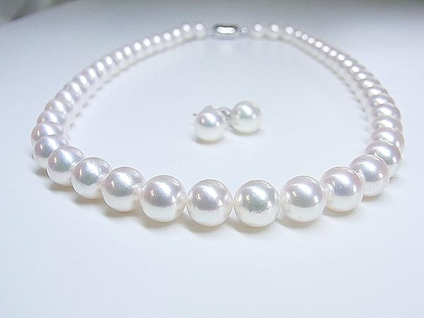 二十歳のお嬢様♥︎アコヤ真珠セットとエタニティリングの贈り物【神戸 元町】