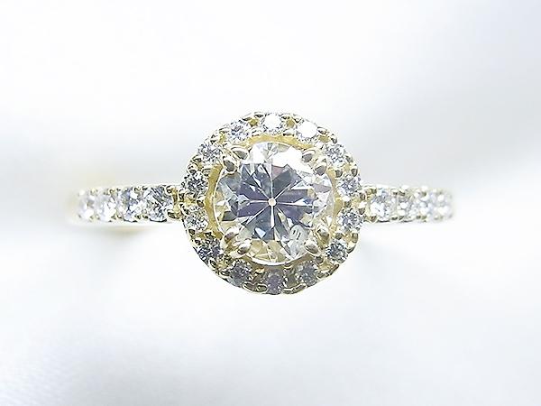 ご婚約指輪へのリフォーム*0.3ct立爪ダイヤ【神戸 元町】