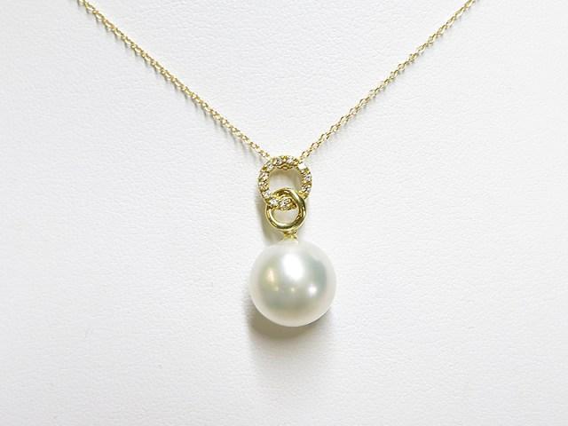 真珠リングと真珠ペンダントのリフォーム