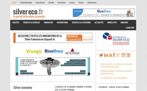 Le portail Silvereco.fr