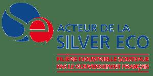 Logo de la Silver Economie