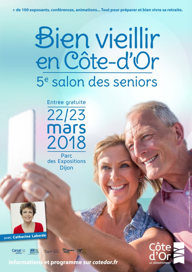 Salon des séniors 2018 à Dijon