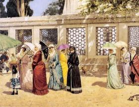 Osmanlı Dönemi Kadın Kıyafetleri