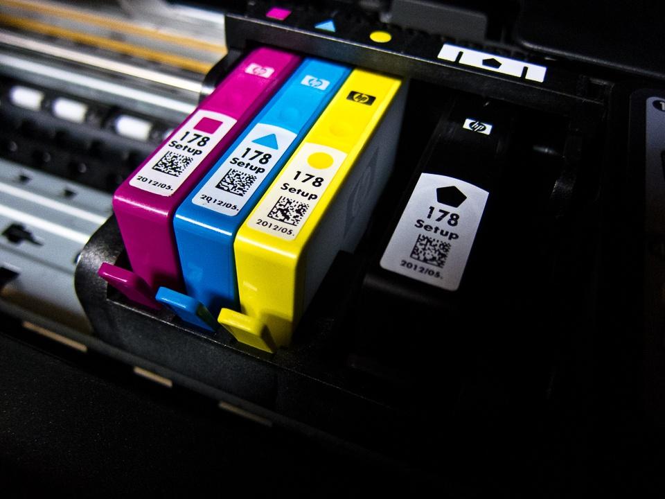 Photosmart Plus B210a と AirPrint を試す (3)