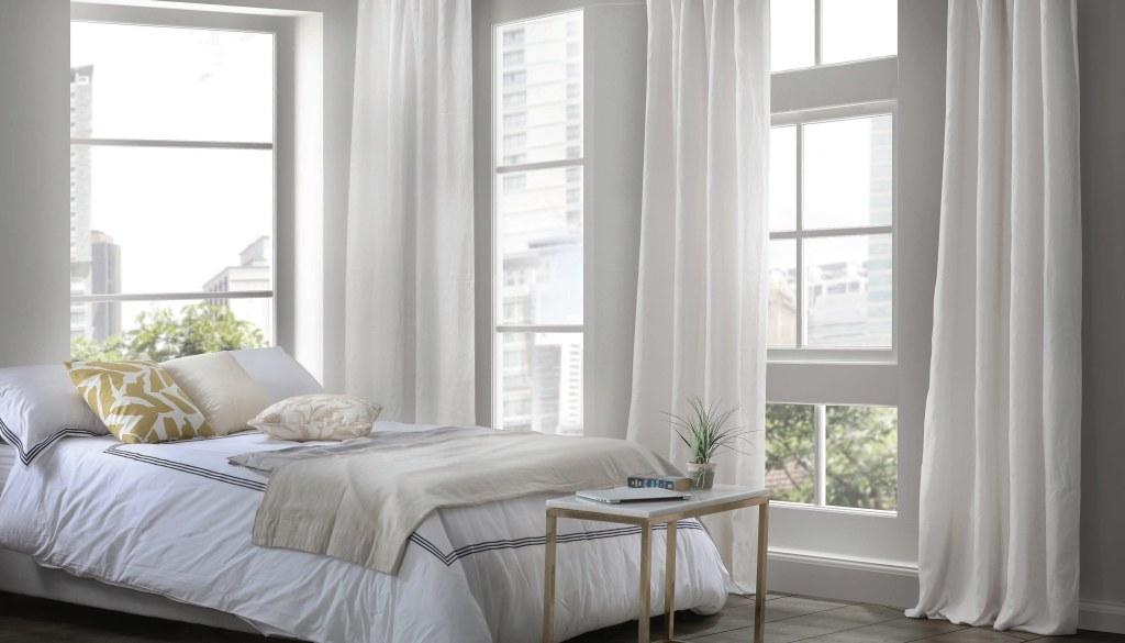 Linen Curtains: Home Décor Ideas for Summer