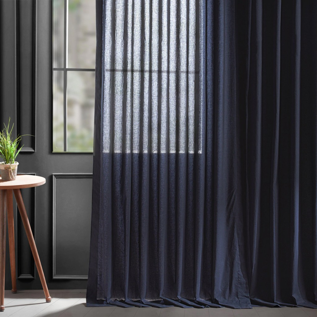 Five Types of Light Filtering Curtains