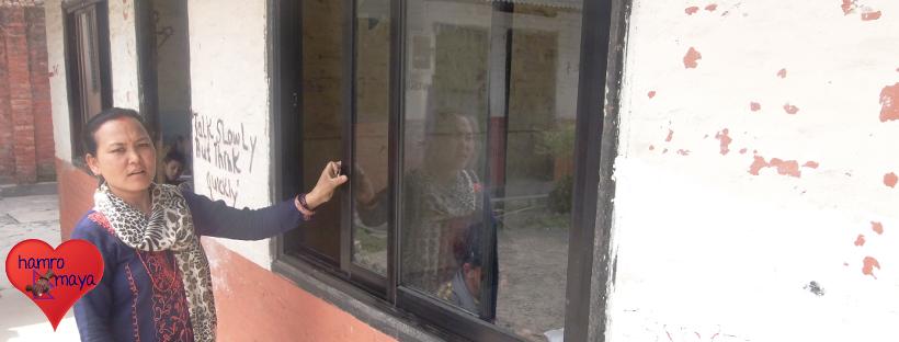 Türen und Fenster für Compact English School
