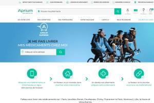 Read more about the article Aprium Express – Livraison de médicaments à domicile