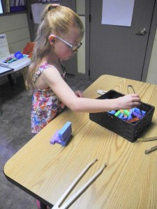 Kinesthetic learners benefit from hands-on and visually stimulating activities!