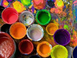 """Creativity is allowing yourself to make mistakes.  Art is knowing which ones to keep.""   (Art Walker Charter Academy)"
