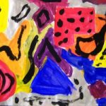 """Open the doors to learning for children through the visual arts."" (Art In The School.Org) Art can enhance handwriting skills."