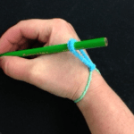 Low Tech Assistive Technology: MacGyver Inspired by Rebecca Klockars, OT, OT Mommy