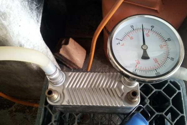 Termometro-Intercambiador