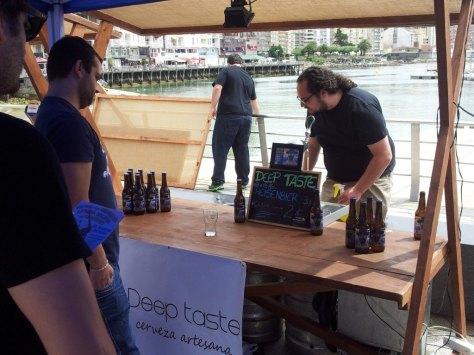 Deep Taste - Feria de Cerveza Artesana de Sanxenxo
