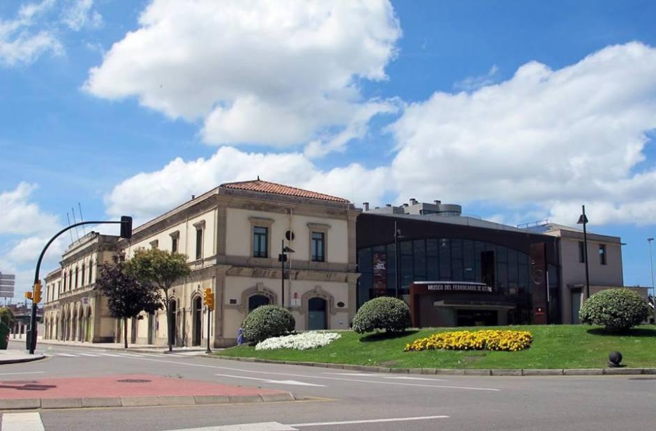 Museu del Ferrocarril d'Asturies