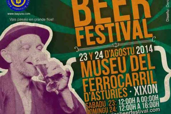 Cartel II Asturies Summer Beer Festival