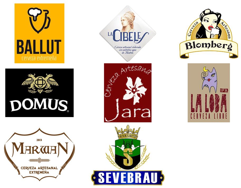 Cerveceras Cáceres Beer 2014