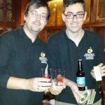 Presentando el Tercer Premio de la Madrilian Ale 2014