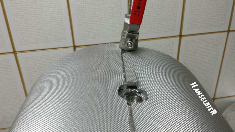 Recortes para grifo y termómetro