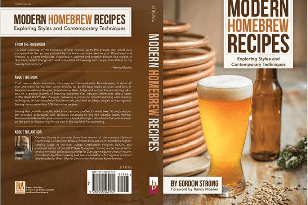 Modern Homebrew Recipes - Gordon Strong