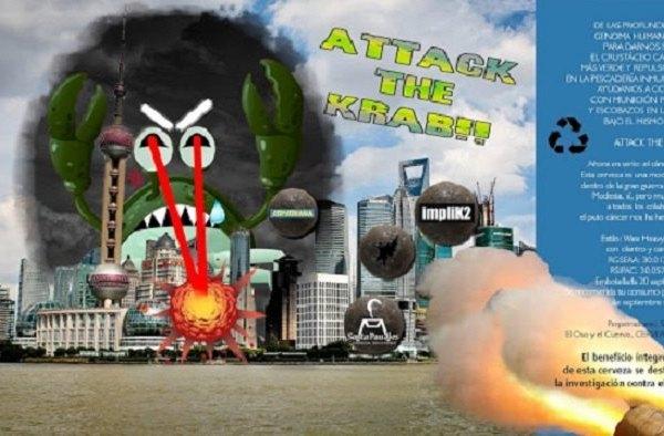 Attack The Krab - Implik2