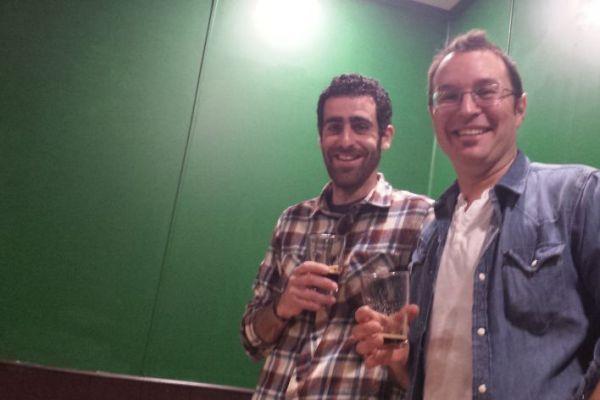 Salva e Ismael - Cerveza Milana