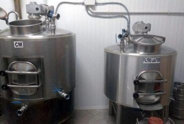 Olla y lauter - Cervezas Artesanas La Primera