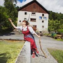 Heidi goes Heididorf #5 Foto © Hans Keller