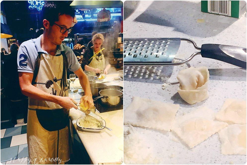 surprise: cours de cuisine en amoureux - cooking lesson in couple - - Cours De Cuisine En Couple