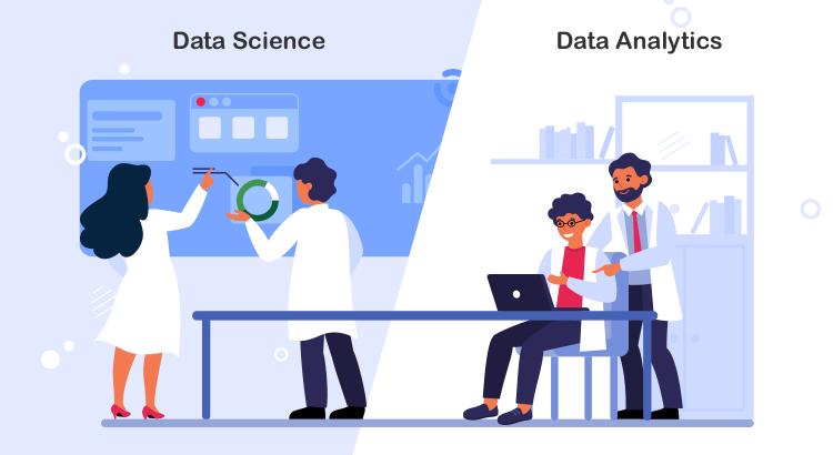 Data Science Vs Data Analytics