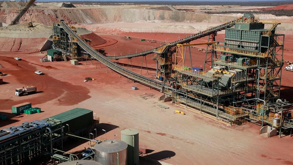 Tropicana Gold Mine