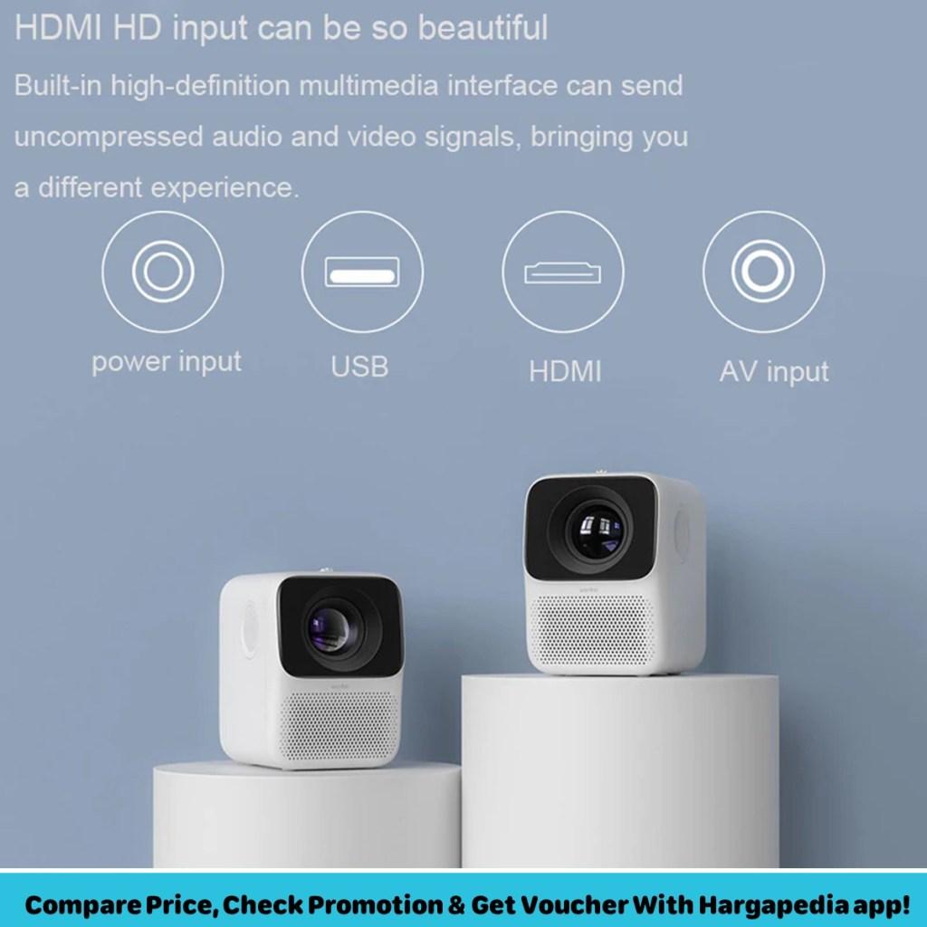 Xiaomi Wonda Mini Projector