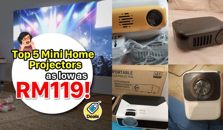 Top 5 Mini Home Projector